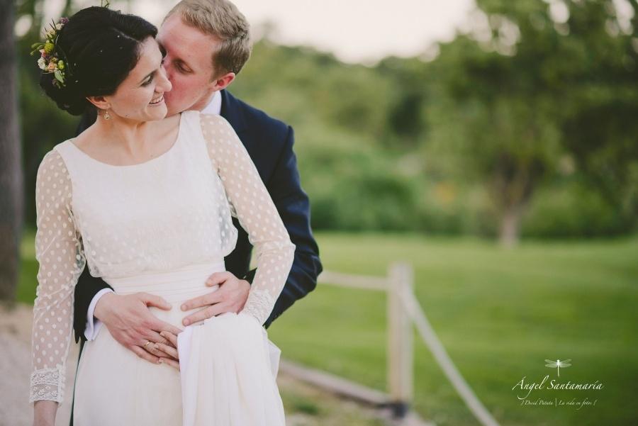 Ángel Santamaría - Fotógrafo de boda - Boda en el Club de Golf la Herrería de El Escorial