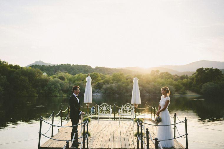 Boda de Bea & Miguel en Finca Prados Moros | Fotógrafo de bodas en Madrid