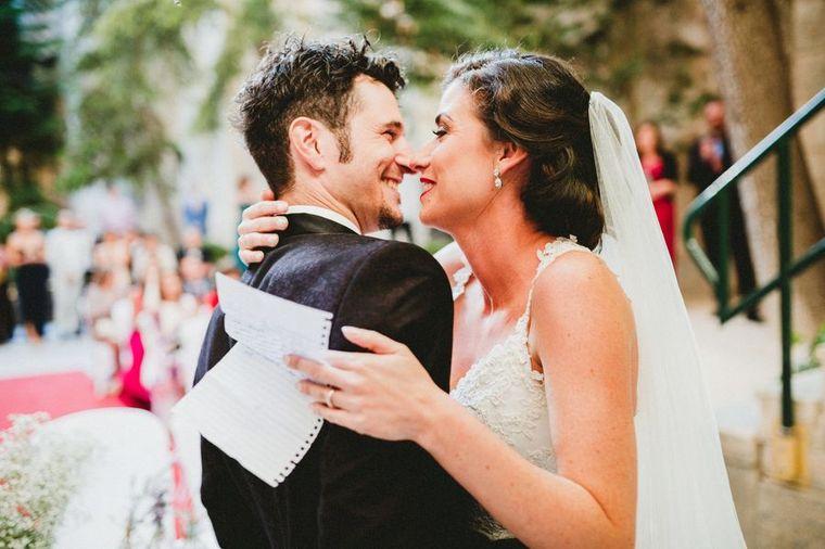 Boda de Ilena & Samuele en el Monasterio de Lupiana | Fotógrafo de bodas en Madrid y Guadalajara