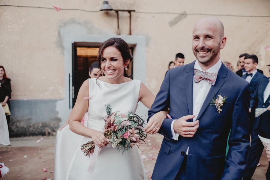 Boda de Maite & Javier en La Estación de Otero de Herreros | Fotógrafo de bodas en Segovia