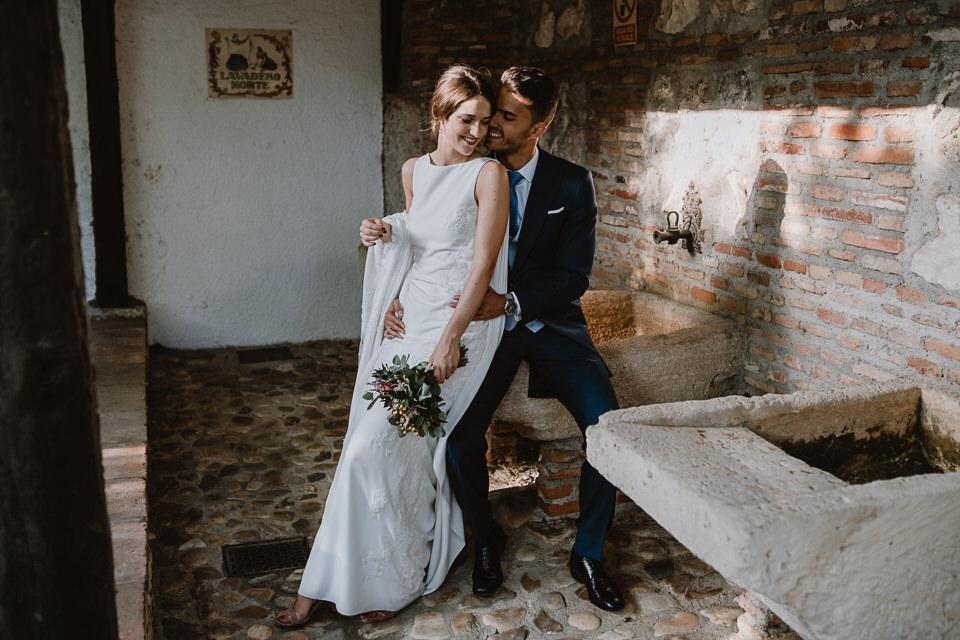 Boda de Patricia & Luis en Palacio del Negralejo | Fotógrafo de bodas en Madrid