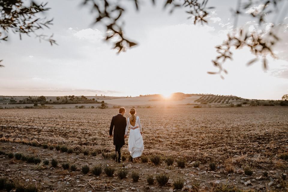 Boda de Sara & Juan en Finca Casa de Oficios | Fotógrafo de bodas en Madrid