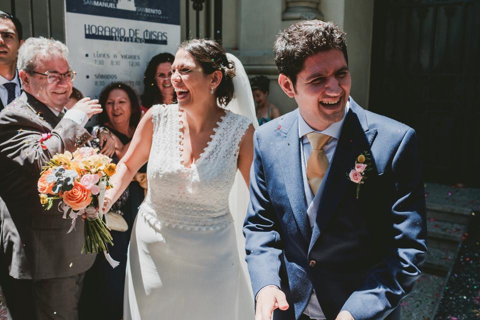 Boda de Bea & Ángel en El Antiguo Convento de Boadilla | Fotógrafo de bodas en Madrid